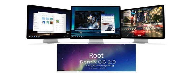 Root Android Based Os Remix Os 2.0