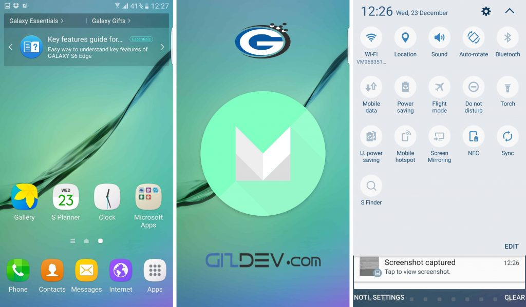 Galaxy S6 & S6-Android-Marshmallow (3)
