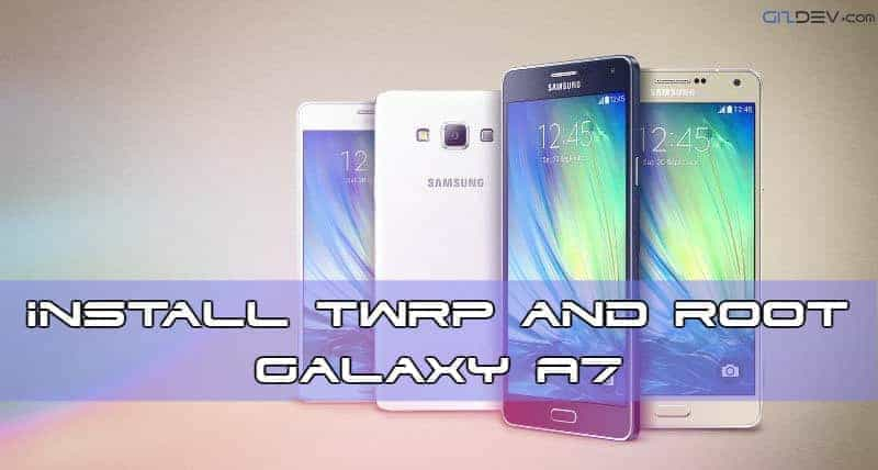 Galaxy-A7-twrp-root