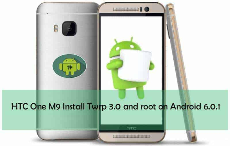 HTC-One-M9-twrp-root