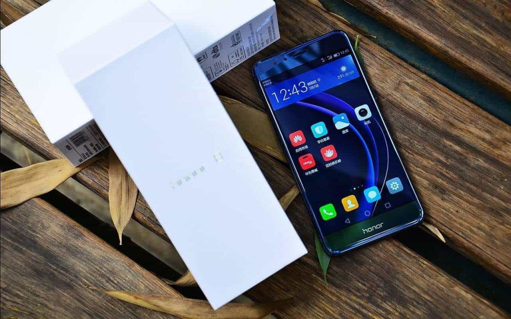 Huawei Honor 8 Unboxing