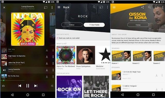 Saavn-android