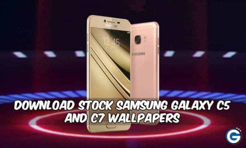 Stock Samsung Galaxy C5 and C7 Wallpapers (2)