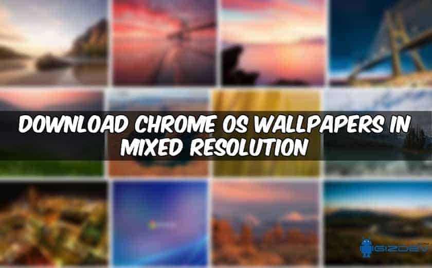 Chrome OS Wallpapers