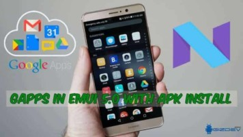 How To Install GApps In EMUI 5.0