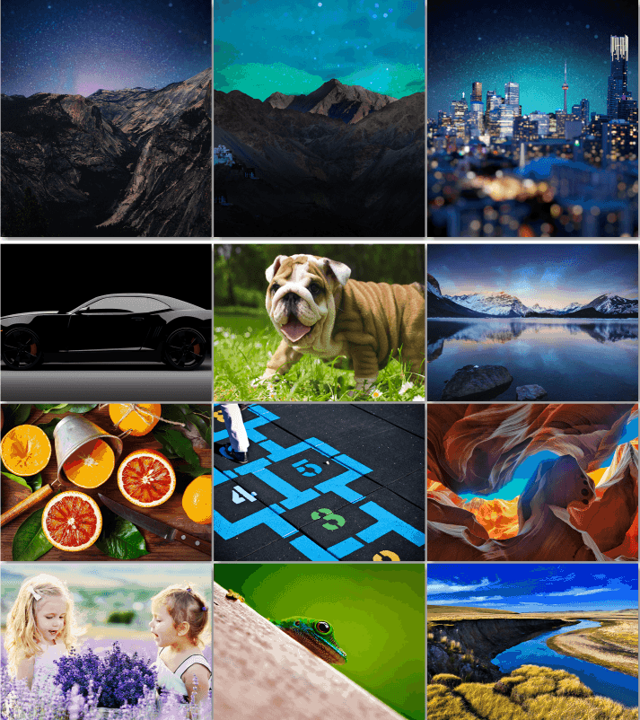 Gionee S9 Wallpapers