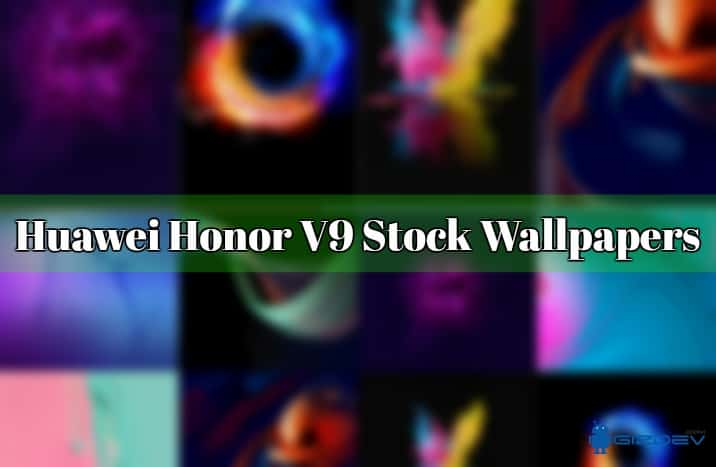 Huawei Honor V9 Stock Wallpapers
