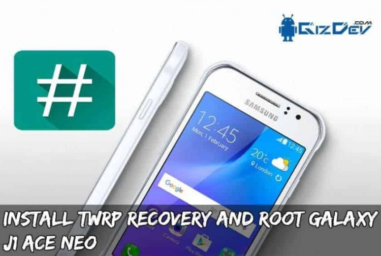 Root Galaxy J1 ACE Neo