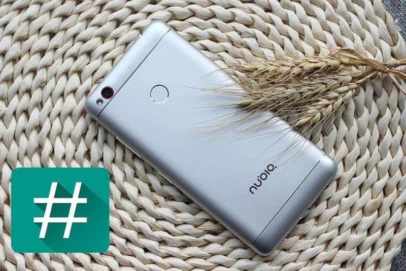 Root Nubia N1 Android 6.0