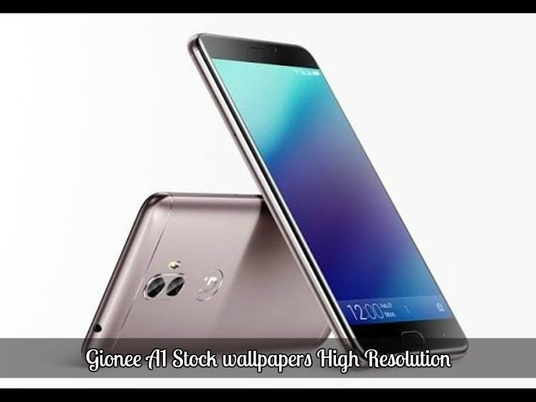Gionee A1 stock wallpapers