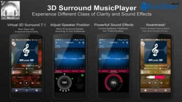 Download 3D Surround Music Player APK For All Devices