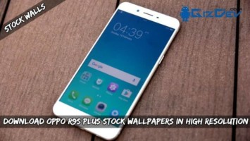 Download OPPO R9S Plus Stock Wallpapers In High Resolution