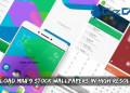 Download MIUI 9 Stock Wallpapers In High Resolution