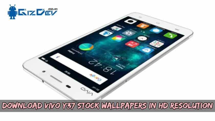Download Vivo Y37 Stock Wallpapers In HD Resolution