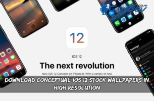 Download Conceptual IOS 12 Stock Wallpapers In High Resolution