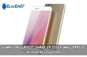 Download Latest Sharp Z3 Stock Wallpapers In High Resolution