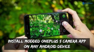 Download OnePlus 5 Camera App