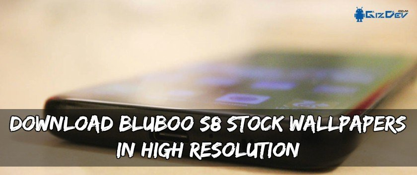 BLUBOO S8 Stock Wallpapers