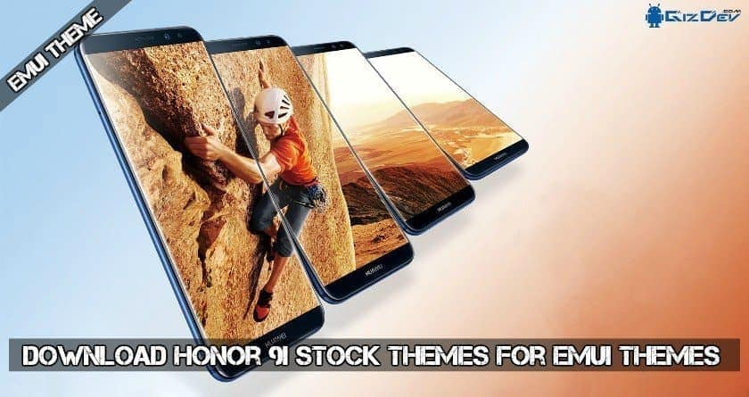 Honor 9i Stock Themes