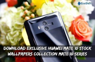 Exclusive Huawei Mate 10 Stock Wallpapers Collection Mate 10 Series