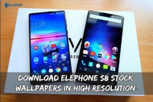 Download Elephone S8 Stock Wallpapers In High Resolution