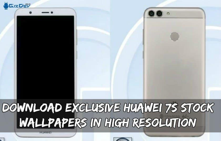 Download Exclusive Huawei 7S Stock Wallpapers In High Resolution