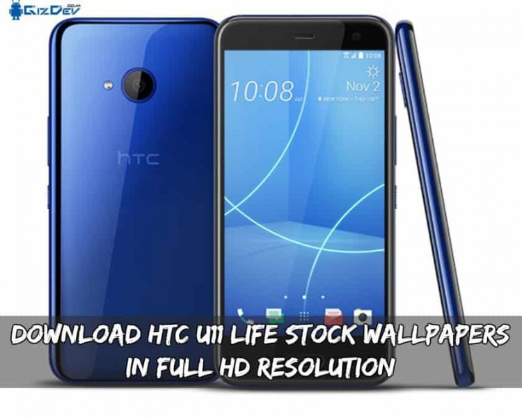Download HTC U11 Life Stock Wallpapers In Full HD Resolution