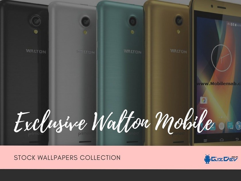 Download Exclusive Walton Mobile Stock Wallpapers All Collection