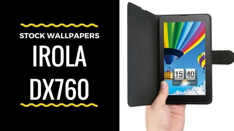 Download IRola DX760 Stock Wallpapers In HD Resolution