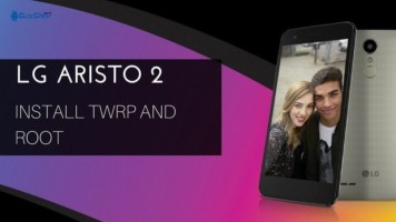Guide To Install TWRP Recovery And Root LG Aristo 2