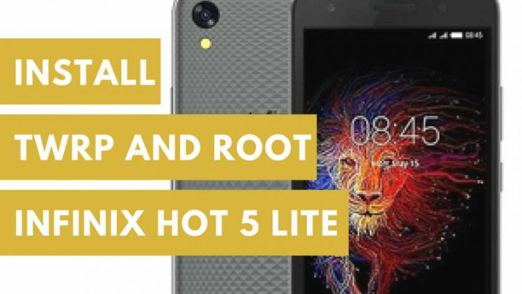 Root Infinix Hot 5 Lite