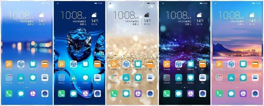 Honor 10 Themes