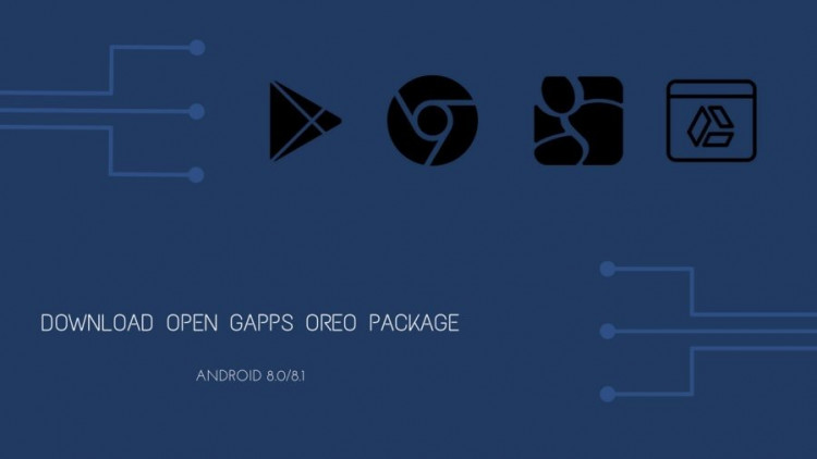 Download Open Gapps Oreo Package
