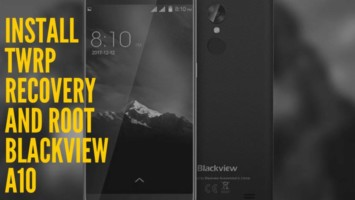 How To Install TWRP Recovery And Root Blackview A10 With MTK Flash Tool. Follow the post to Root Blackview A10.
