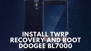 How To Install TWRP Recovery And Root DOOGEE BL7000 With MTK Flash Tool. Follow the post to Root DOOGEE BL7000.