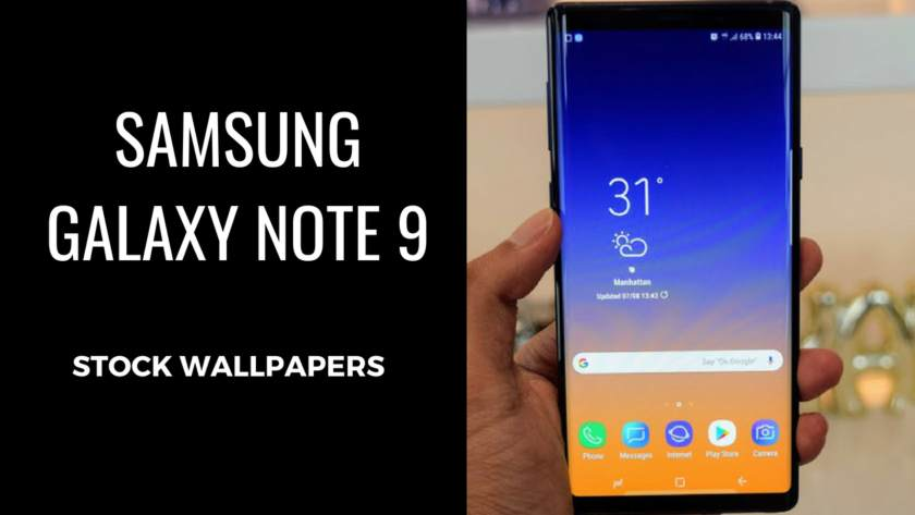 Download Samsung Galaxy Note 9 Stock Wallpapers In High Resolution. Follow the post to know Galaxy Note 9 specifications. Galaxy Note 9 wallpapers.