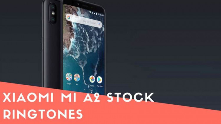 Download Latest Xiaomi MI A2 Stock Ringtones In High Quality. Follow the post to know MI A2 specifications. MI A2 ringtones.