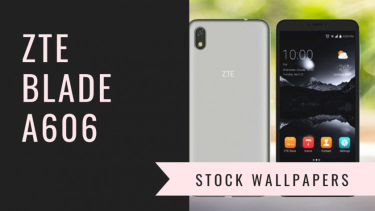 Download ZTE Blade A606 Stock Wallpapers In High Resolution. Follow the post to know ZTE Blade A606 specifications. ZTE Blade A606 F1 wallpapers.