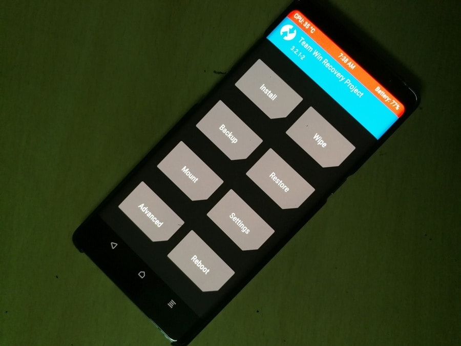 How To Flash TWRP using Odin