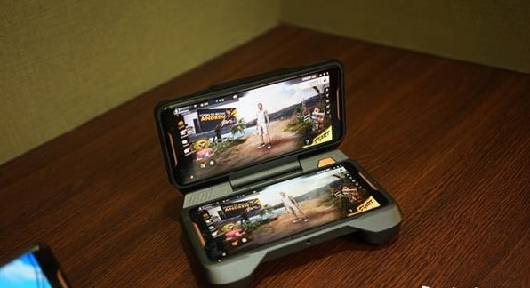 Asus ROG Gaming mobile Dual screen