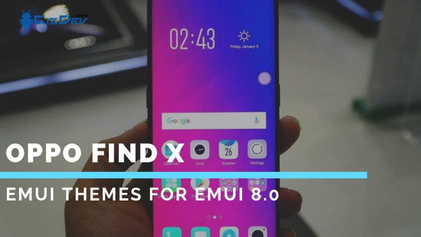 Download OPPO Find X Color OS Theme For EMUI 8.0 Devices. Follow the post to get OPPO Find X Color OS Theme For EMUI 8.0.