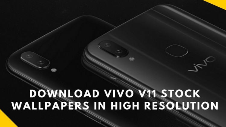 Download Vivo V11 Stock Wallpapers In High Resolution