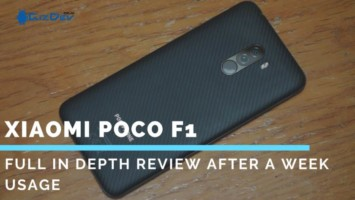 Full In-Depth Xiaomi Poco F1 Review After A Complete Week Usage. Follow the post to know Xiaomi Poco F1 Review