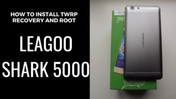 How To Install TWRP Recovery And Root Leagoo Shark 5000 With MTK Flash Tool. Follow the post to Root Leagoo Shark 5000.