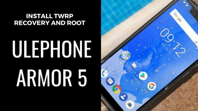 How To Install TWRP Recovery And Root Ulephone Armor 5 With MTK Flash Tool. Follow the post to Root Ulephone Armor 5.