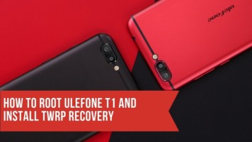 How To Root Ulefone T1 And Install TWRP Recovery Working Method. Follow the post to get root on Ulefone T1.