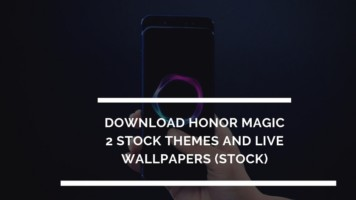 Download Honor Magic 2 Stock Themes And Live Wallpapers (Stock). Honor Magic EMUI Themes. Honor Magic 2 Live Wallpapers.