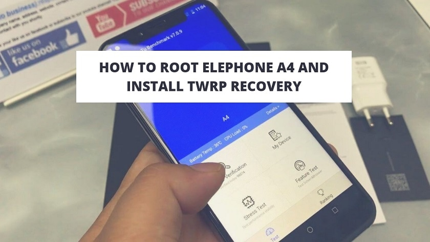How To Root Elephone A4 And Install TWRP Recovery. Follow the post to get root on Elephone A4. Follow steps correctly.
