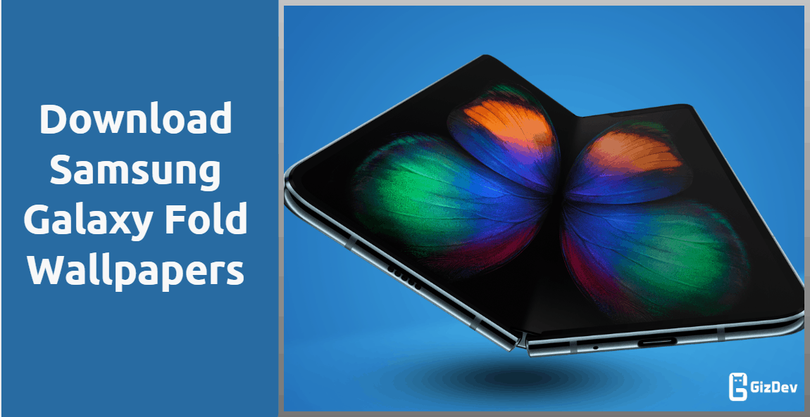 Samsung Galaxy Fold Wallpapers