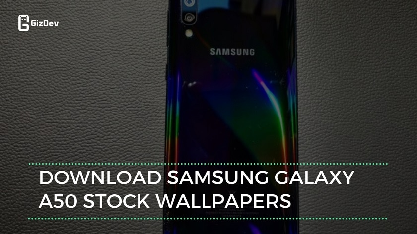 Download Samsung Galaxy A50 Stock Wallpapers In High Resolution
